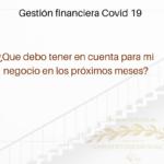Servicios específicos para la gestión de Covid 19