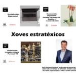 Jueves estratégicos con la Cámara de Comercio de Santiago de Compostela