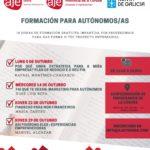 AJE: FORMACIÓN PARA AUTÓNOMOS/AS